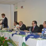 La relazione del segretario regionale Fisascat Cristiano Montagnini primo piano