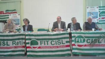 """Congresso Fit Cisl Piemonte: tavola rotonda """"La crisi globale trasforma i nostri luoghi di lavoro, il sindacato e la società"""""""
