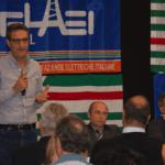 Il segretario generale Cisl Torino-Canavese Domenico Lo Bianco primo piano
