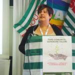 La segretaria Cisl Scuola Piemonte Maria Grazia Penna primo piano