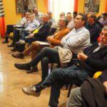 In sala al congresso Fim Piemonte primo piano