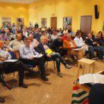 La platea del congresso Fim Piemonte primo piano