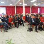 La platea del congresso Filca Cisl Piemonte vista sala