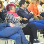Pubblico in sala congresso Fisascat primo piano