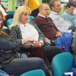 Tra i delegati al congresso Fit primo piano