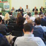 Un momento del congresso Fit Cisl Piemonte primo piano