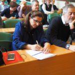Tra i delegati al Congresso della Cisl Medici primo piano