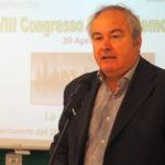 Il segretario generale Cisl Piemonte Alessio Ferraris primo piano
