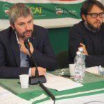 Intervento del segretario nazionale Fist Mattia Pirulli primo piano