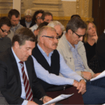 In platea al congresso Flaei Cisl Piemonte primo piano