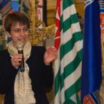 Elena Ugazio segretario Cisl Piemonte Orientale primo piano