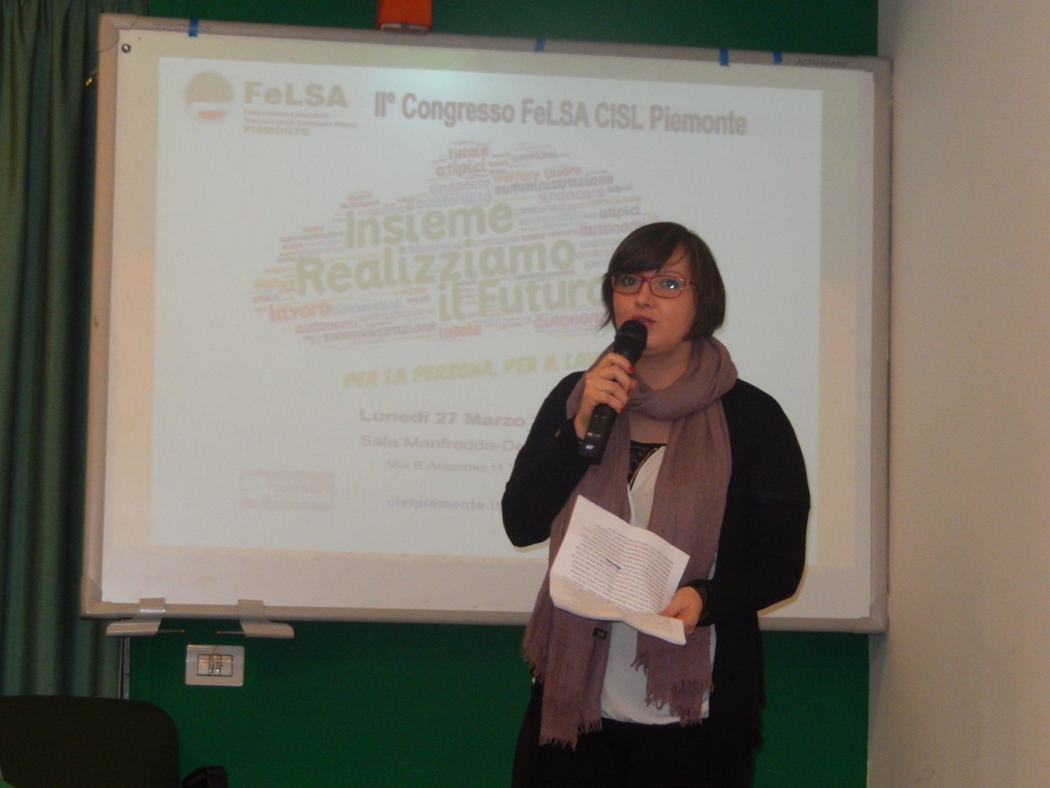 delegata Felsa Piemonte