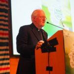 Il saluto dell'Arcivescovo Nosiglia