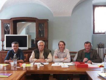 L'assemblea del Csir Alpi Arco Lemano elegge Lo Grasso (Uil Piemonte) nuovo presidente