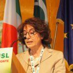 L'intervento di Donatella Piazzale (Inas Piemonte)