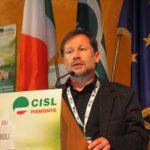 L'intervento di Claudio Aghemo (Cisl Scuola Piemonte)