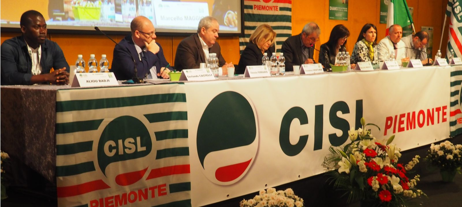 XII Congresso Cisl Piemonte