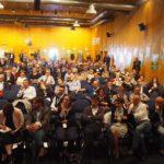 Delegati in sala primo piano