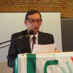 Il presidente regionale Ugc Cisl Francesco Carrù primo piano
