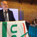 Intervento del presidente Minelli primo piano