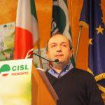 L'intervento di Giancarlo Lorenzi (Femca Piemonte)