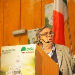 L'intervento di Rosina Partelli (Fnp Piemonte) primo piano