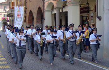 banda musicale Oleggio
