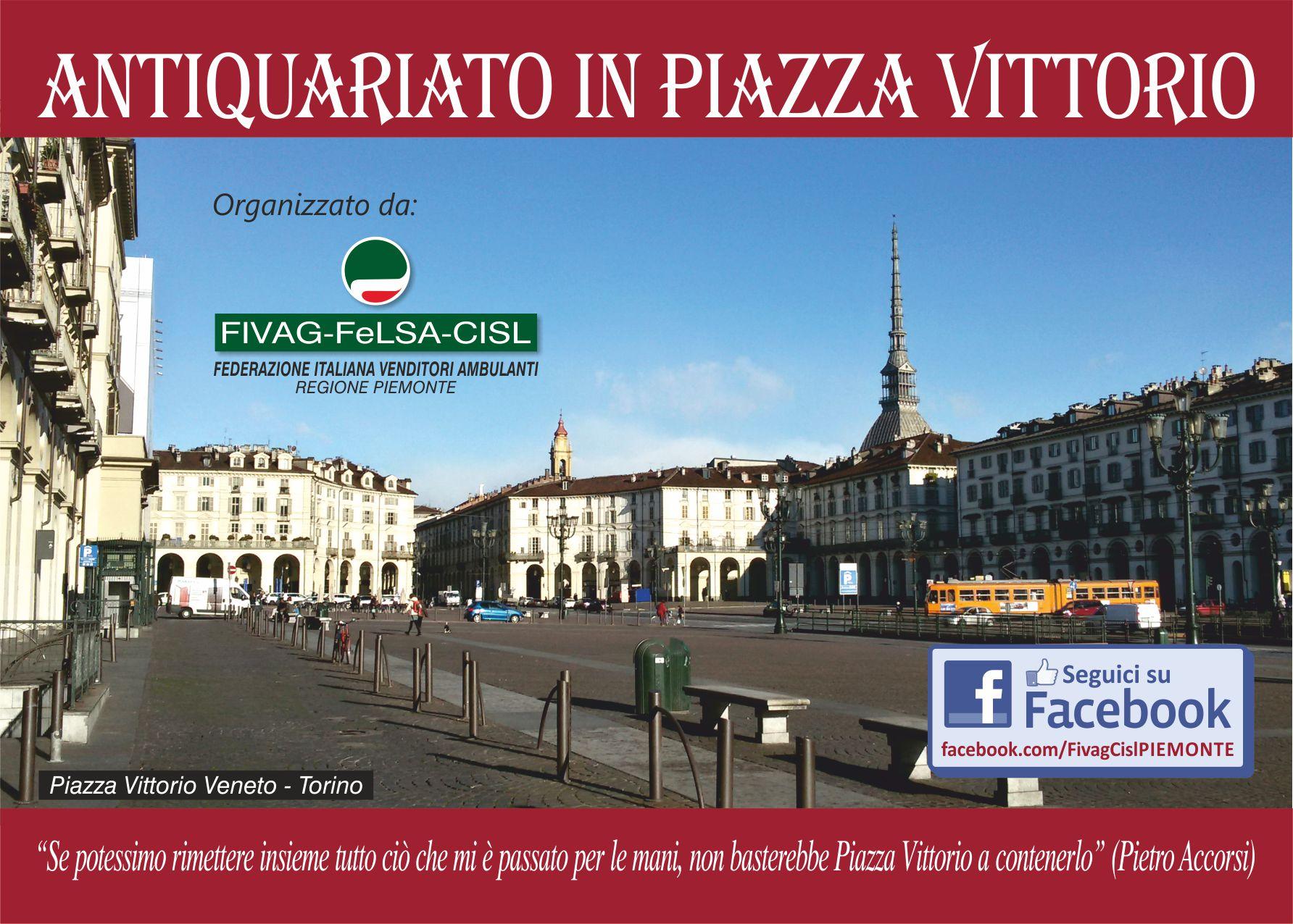Antiquariato in piazza cartolina 2017 A
