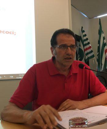 L'intervista del Gr Rai Piemonte sul tema degli infortuni sul lavoro al segretario regionale Cisl, Gianni Baratta