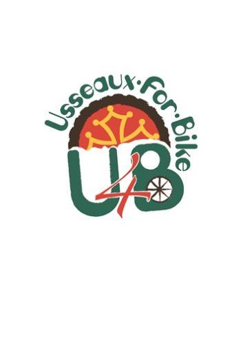 Usseaux for bike logo