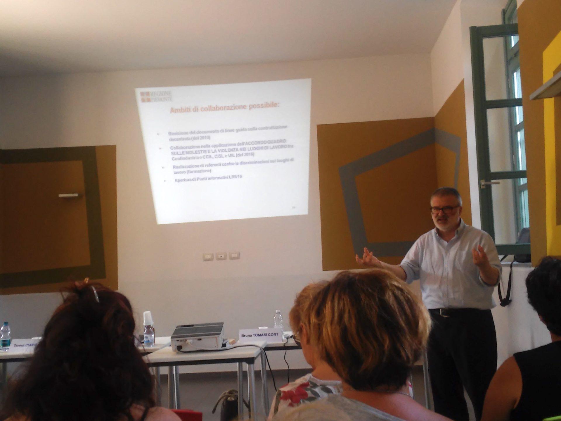 ete prevenzione discriminazioni genere Cisl Piemonte approfondimento