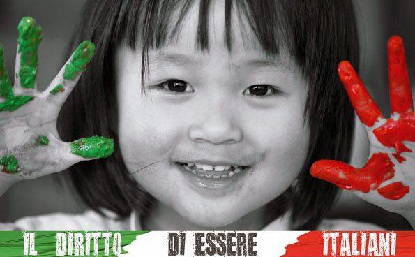 Ius Soli: Il-diritto-essere-italiani primo piano