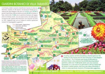 mappa villa taranto