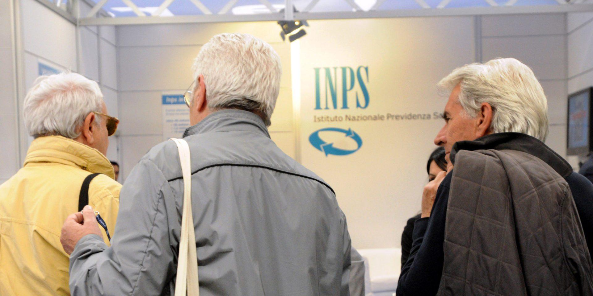 INPS Ape social primo piano