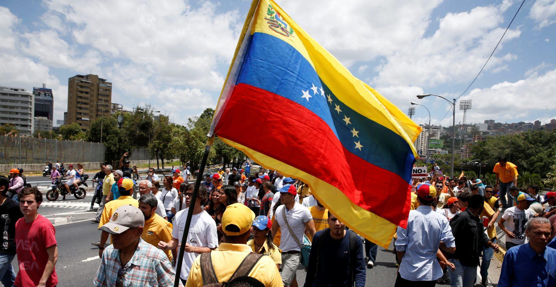 Venezuela primo piano