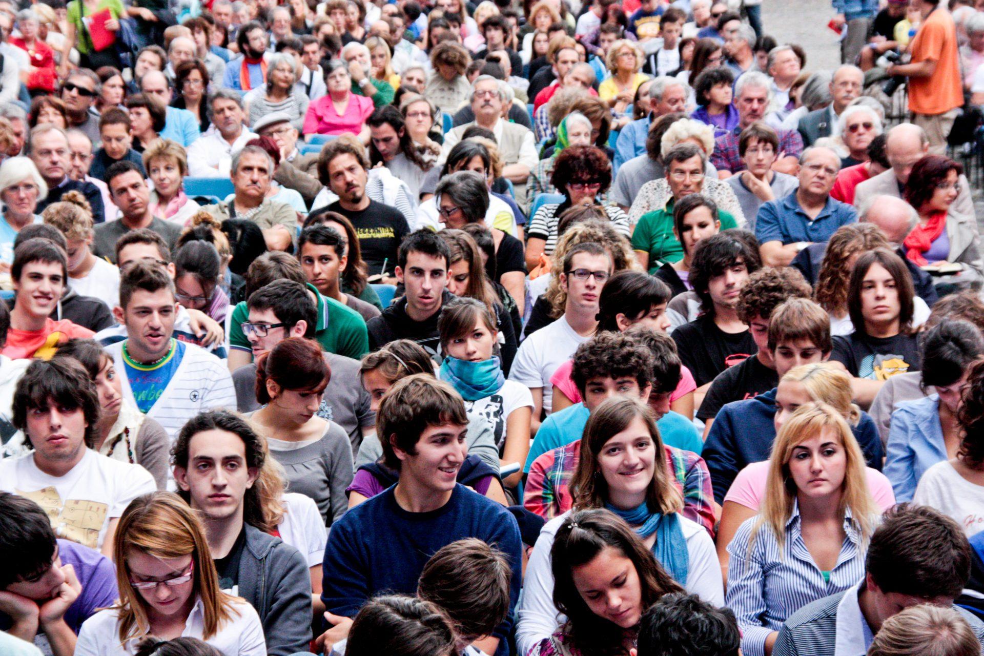 La disoccupazione investe i giovani primo piano