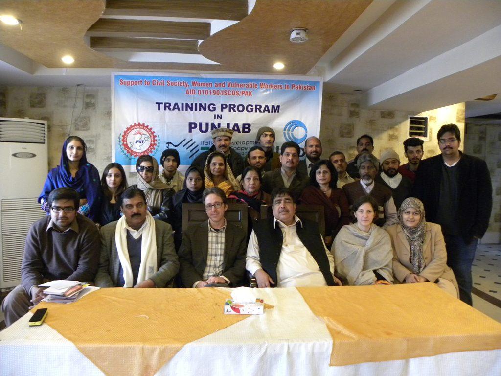 Paolo Pozzo in Pakistan primo piano