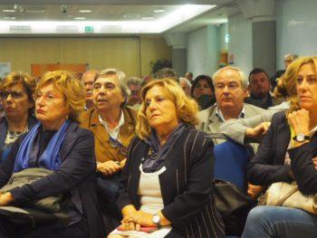 Tra il pubblico del convegno primo piano