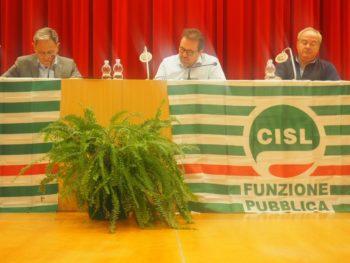 Il commissario nazionale Petriccioli lancia da Torino #ilsindacatonuovo della Cisl Fp