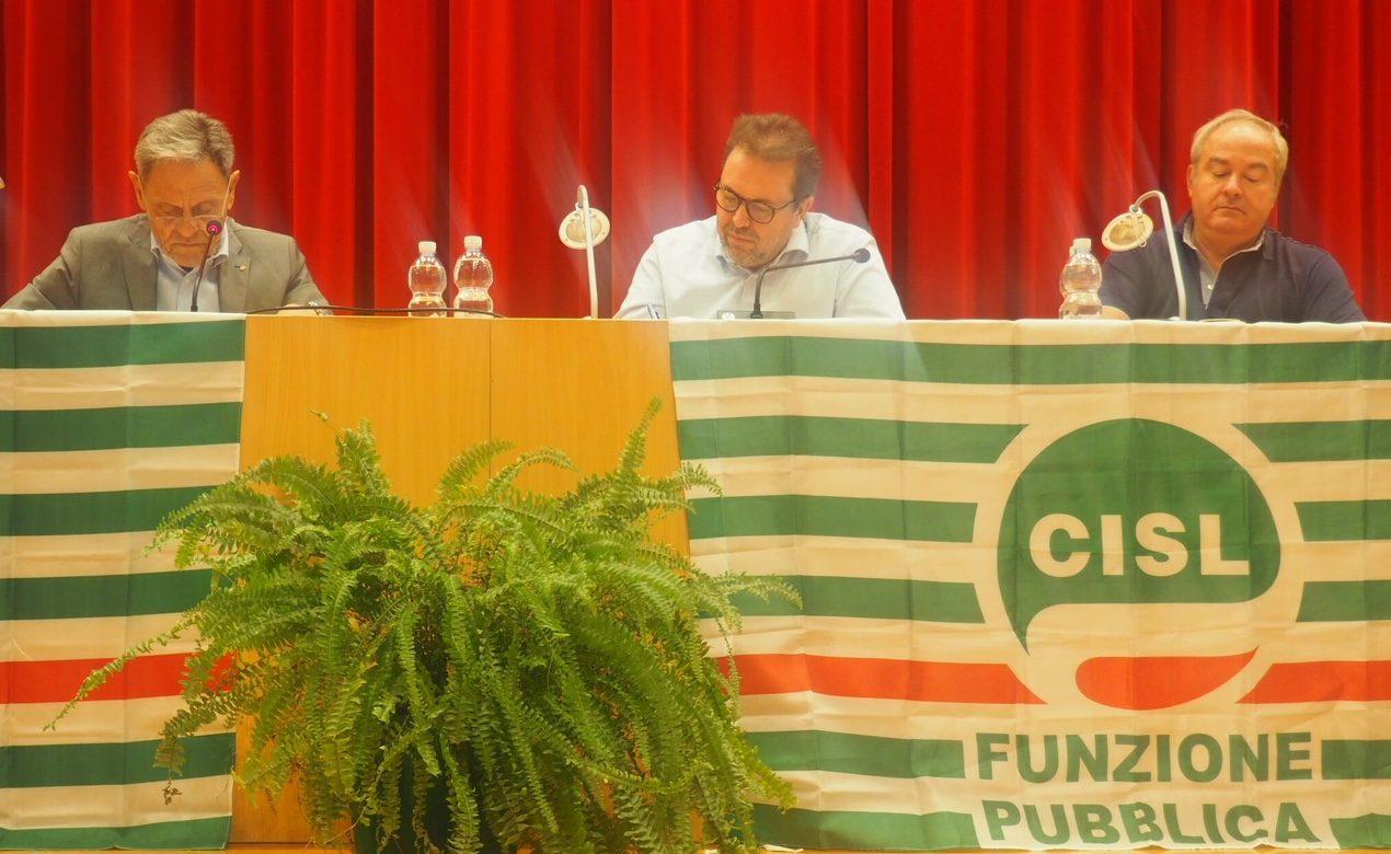 Petriccioli incontra i delegati Cisl Fp Piemonte primo piano