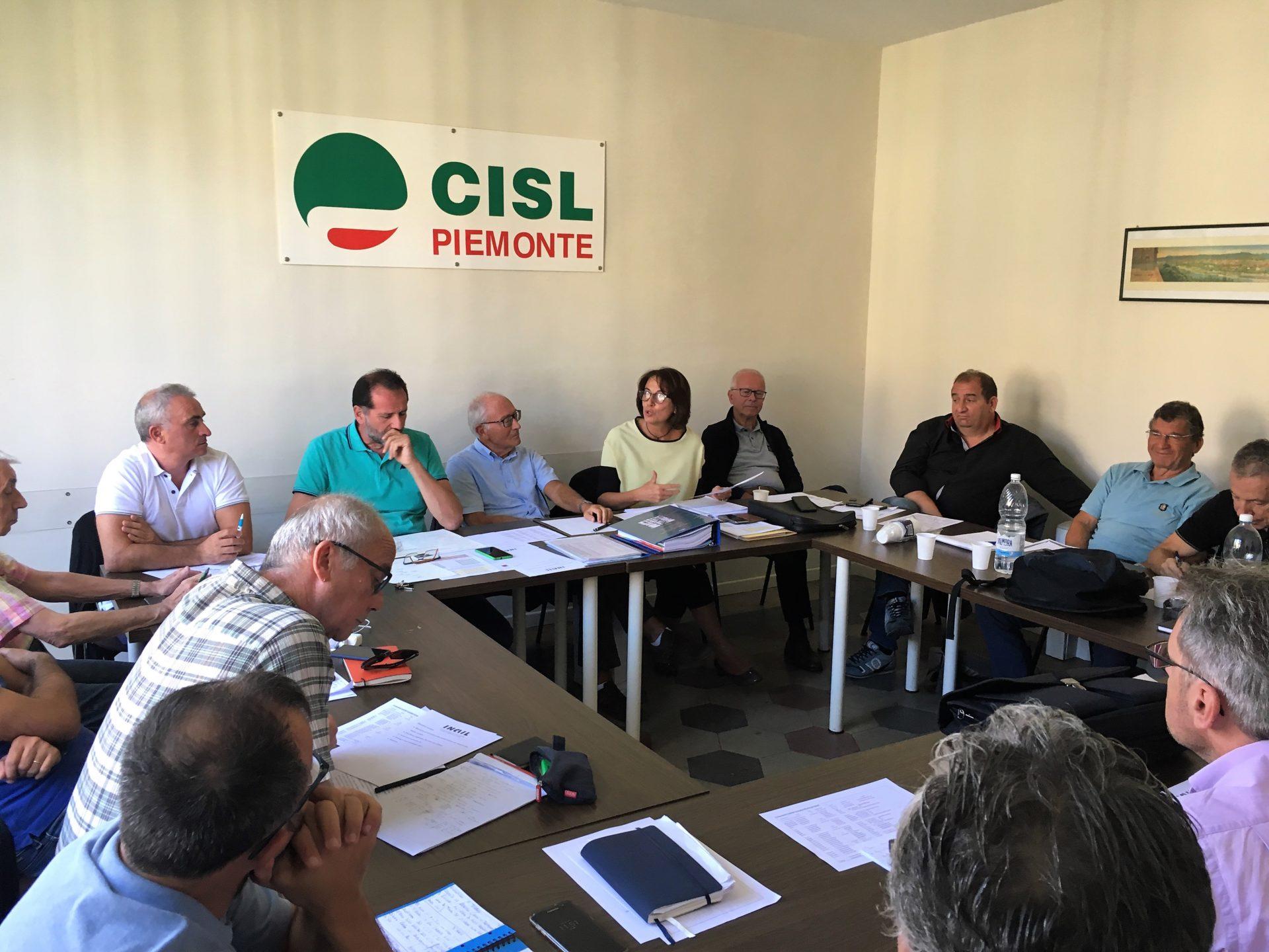 itato Consultivo Provinciale Inail un organismo che la Cisl sostiene e valorizza attraverso i suoi rappresentanti