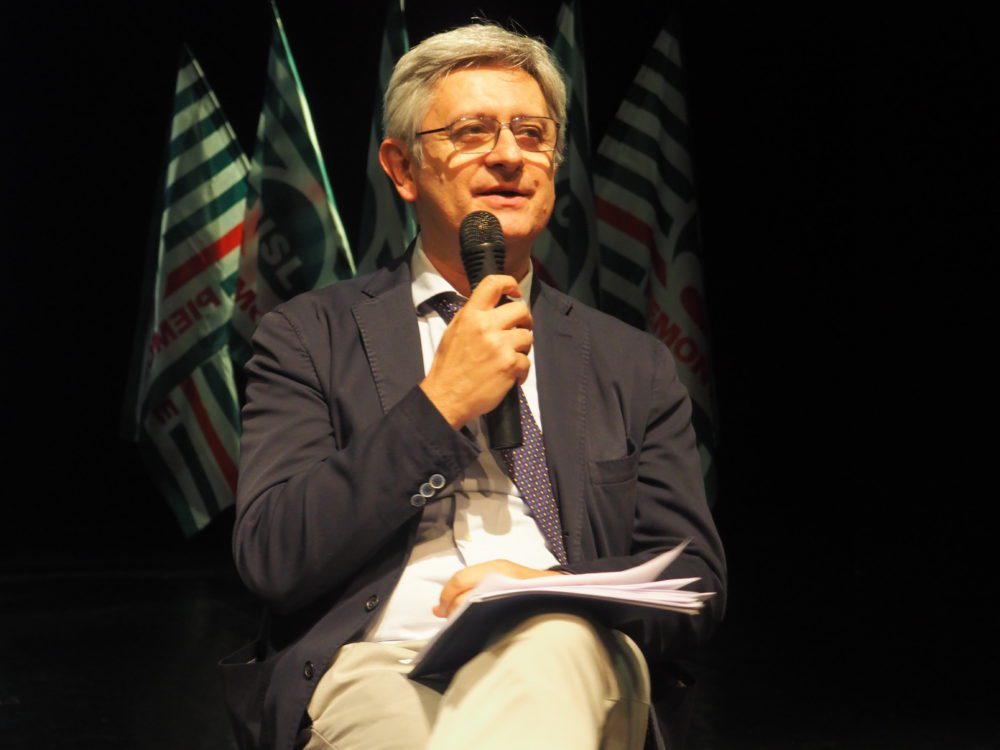 Angelo Colombini primo piano