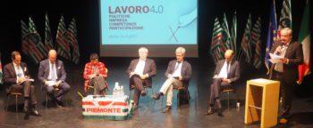 """La scommessa della Cisl Piemonte su """"lavoro 4.0″. Il segretario Ferraris: """"Contrattazione e formazione le nostre carte per l'innovazione"""""""