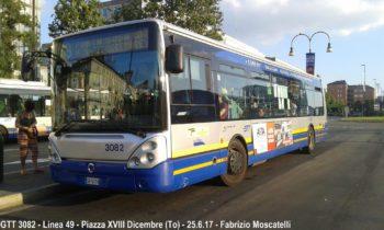 GTT: il 27 ottobre sciopero di quattro ore e presidio davanti al Comune di Torino. Il 27, 30 e 31 sciopero generale della Logistica e trasporto merci
