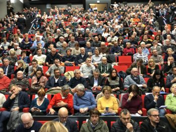 Cisl in campo #passodopopasso per costruire un Paese migliore. In 700 all'assemblea di Liguria, Piemonte e Val d'Aosta a Torino