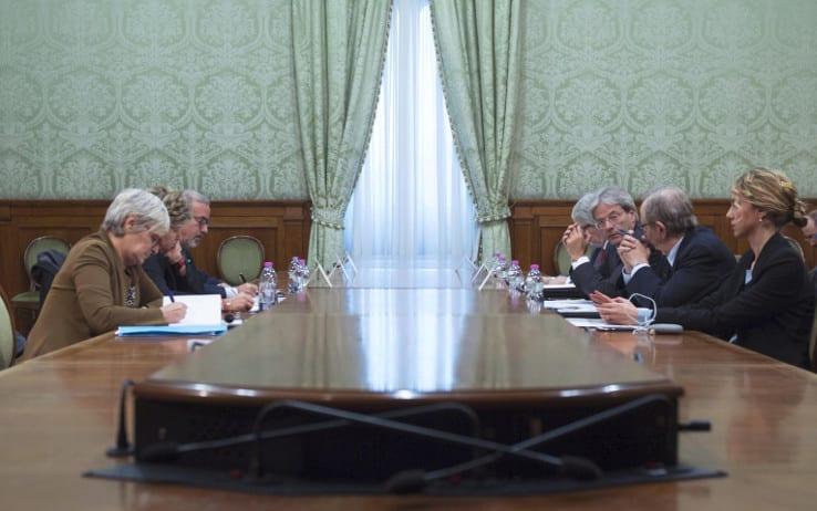 pensioni al Comitato Esecutivo primo piano