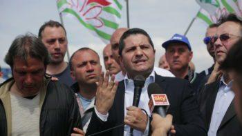 """Assegnata scorta al segretario generale Fim, Marco Bentivogli. La solidarietà di tutta l'organizzazione, Furlan: """"La Cisl non si farà intimidire"""""""