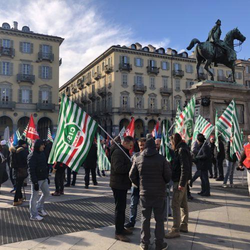 Edili a Torino vista