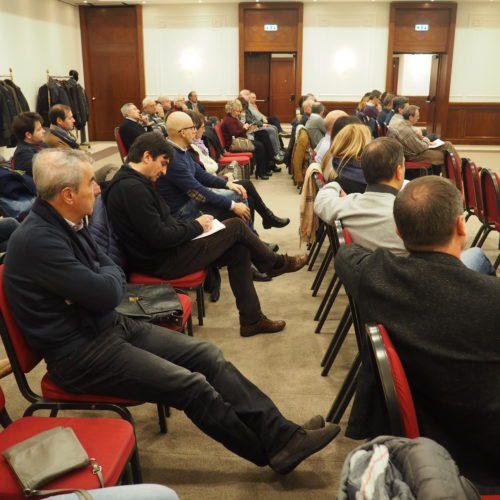 Consiglio generale Cisl Piemonte del 13/12/2017 pubblico