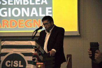 """Ignazio Ganga eletto nella segreteria confederale. Ha guidato la Cisl di Nuoro e Sardegna. Furlan: """"Rafforziamo la squadra della segreteria con un sindacalista di riconosciuta esperienza"""""""